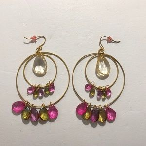 Jewelry - Gorgeous hanging bead Earrings